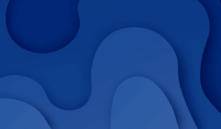 layered blue background graphic